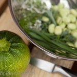 Overvloed in de groentetuin